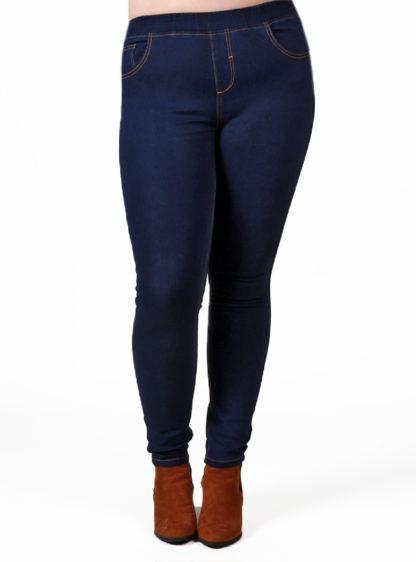 Pantalón jegging básico